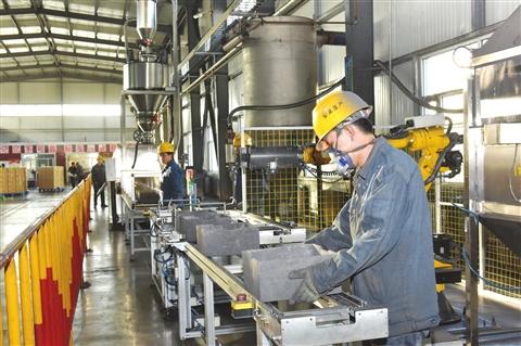 中国石墨应用产业园:打造国内一流石墨高新技术产业