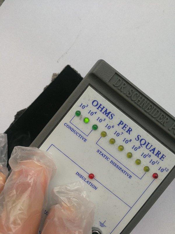 抗静电剂和导电填料市场的革命——千分之几添加量的新型添加剂