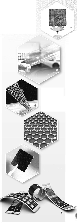 全球涌动石墨烯热 中国石墨烯专利数量世界第一