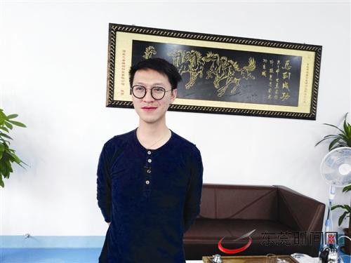 东莞道睿石墨烯研究院院长蔡金明:东莞是科研成果转化的好地方