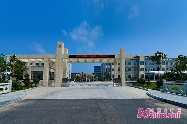 威海南海新区打造500亿石墨烯专业产业园