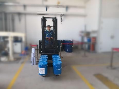欧铂公司石墨烯分散液在柳工集团储罐防腐涂料中成功应用,大幅改善防腐效果