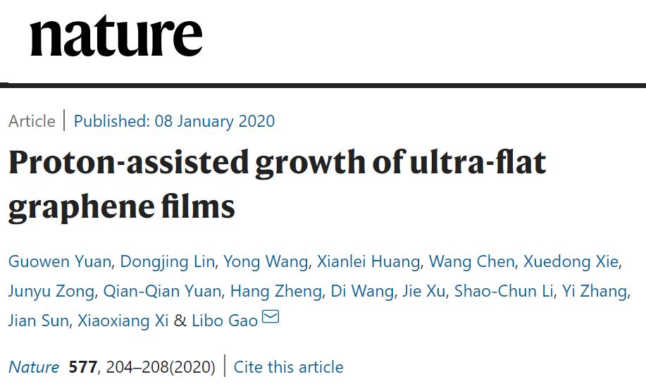 两篇Nature来相遇:一篇来自南京大学,一篇破解半个多世纪争议!