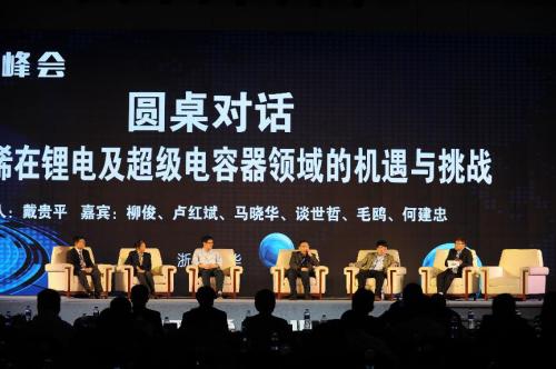 计划投资60亿,牛墨金华石墨烯应用研究产业园正式启用