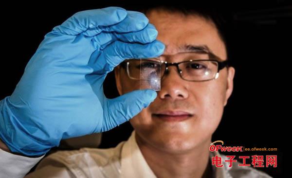 石墨烯图像传感器:光感提高1000倍