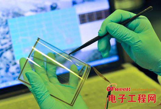 石墨烯触摸屏:取材方便、成本低、工艺简单、低碳环保