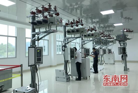 泉州洛江:智能装备和新材料行业发展势头迅猛