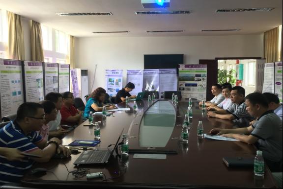 中国石墨烯产业技术创新战略联盟专家团队到柳调研指导石墨烯创新平台建设