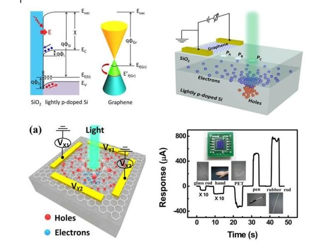 东南大学物理学院倪振华课题组在石墨烯光电器件研究中取得新进展