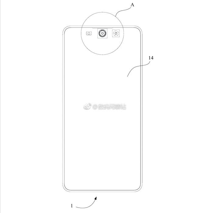 创意十足!魅族全面屏新专利曝光:石墨烯屏下摄像头让手机告别刘海