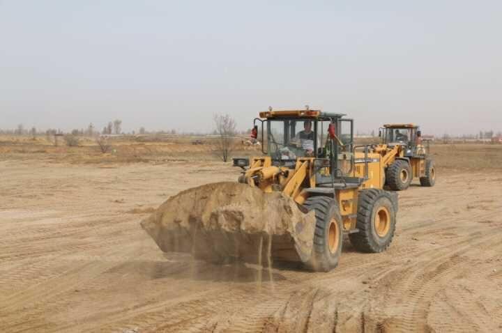 新奥(内蒙古)石墨烯材料有限公司5000吨石墨烯项目一期工程开工