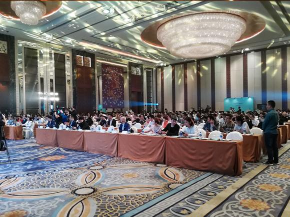墨希·若水2018全球新品发布会在深圳隆重举行
