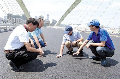 南宁大桥完成大修恢复通车 披上石墨烯外套世界首创