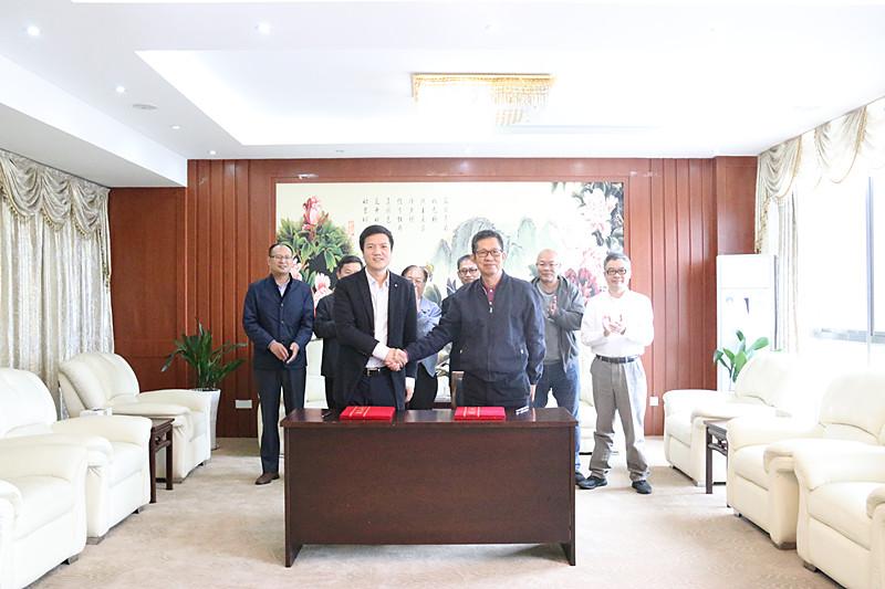 年产3000万片石墨烯薄膜项目落户淮安高新区