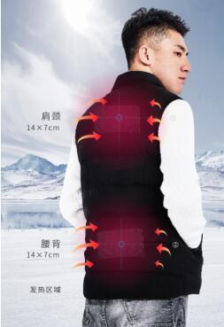 冬季保暖的第二层脂肪--爱家科技石墨烯发热马甲评测