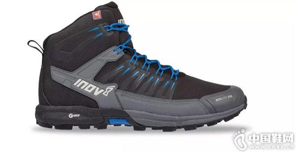 全球首款石墨烯登山鞋问世 售价150英镑!