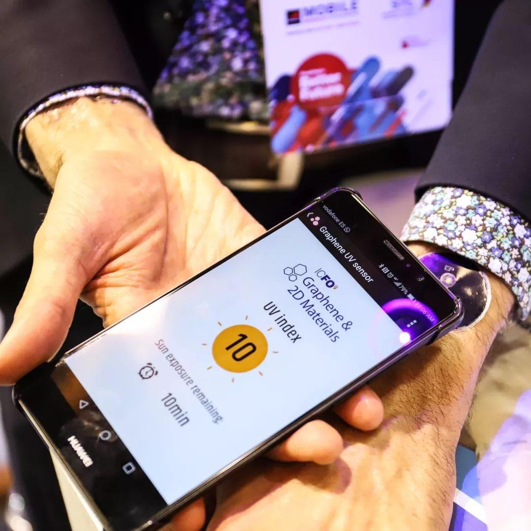 这才是真应用!欧洲石墨烯产品亮相2019世界移动通信大会!