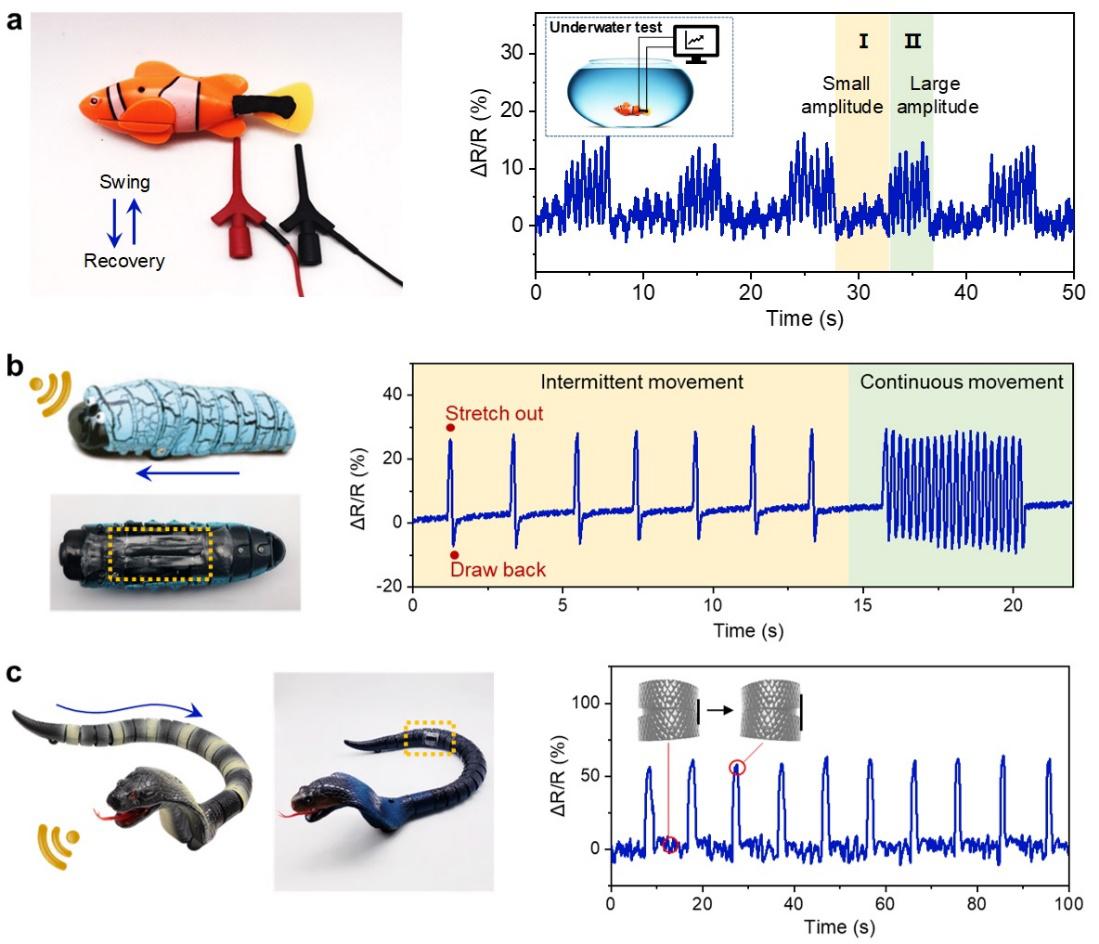 清华大学朱宏伟教授团队在石墨烯/高分子复合凝胶柔性应变传感材料上取得进展
