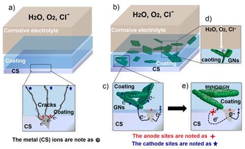 中科院宁波材料所余海斌研究员团队在推进石墨烯超级防腐涂层领域取得进展