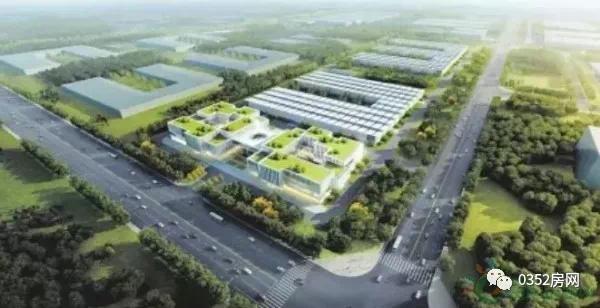 大同石墨烯+新能源储能产业园将于24日开工!