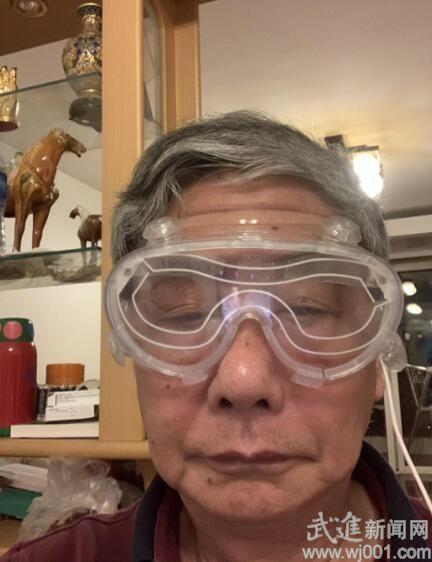 冯冠平教授领衔研发石墨烯护目镜 非典期间曾攻关研制红外测温仪