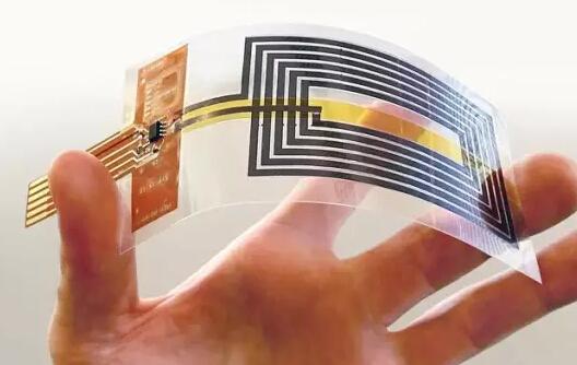 新型石墨烯NFC天线:柔性、轻便、低成本、耐用