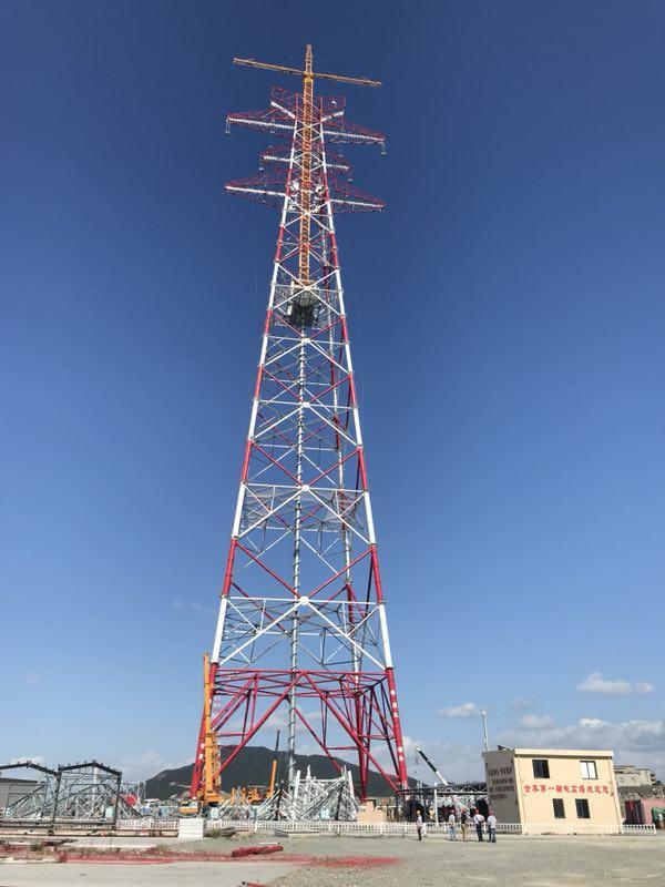 石墨烯重防腐涂料用于最高电塔 项目结题验收会在宁波召开