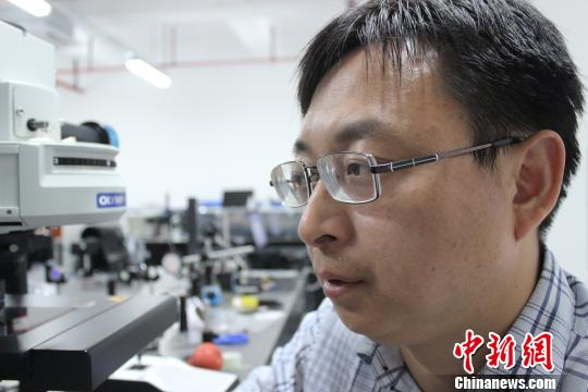 青年科学家王俊:拥抱基础研究在知识边界上迈步