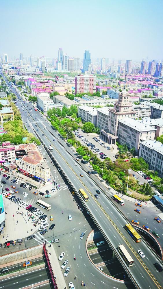 """哈市南岗区打造国内最长""""双创一条街"""""""