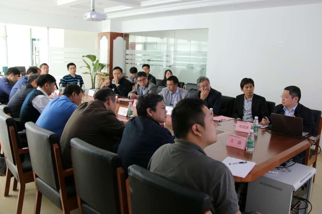 军委装发部、中国核工业集团等一行莅临本征方程参观考察