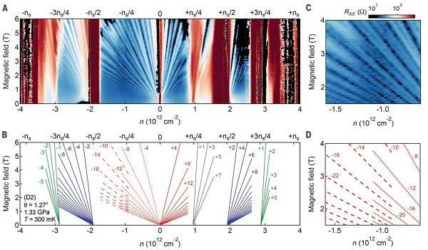 石墨烯超导最新Science:调整扭曲双层石墨烯的超导性