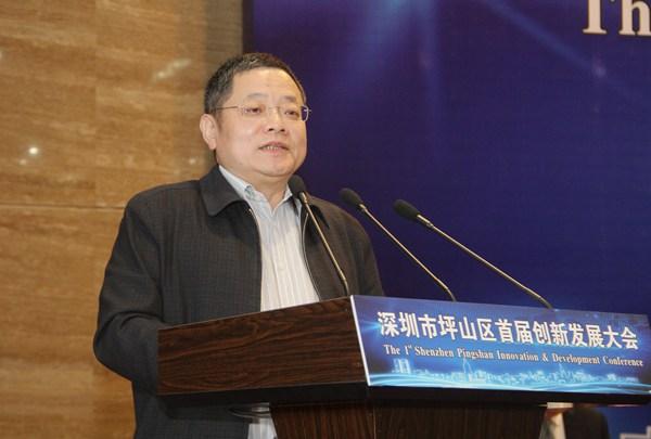 深圳市本征方程石墨烯技术股份有限公司 刘剑洪