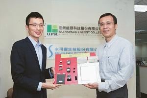 佳榮能源科技借助工研院的石墨烯研發能量,積極布局超級電容器市場。