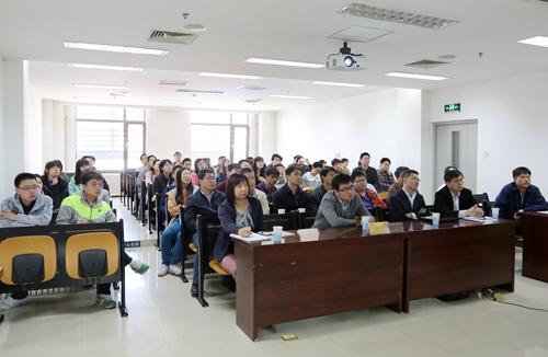 北京理工大学曲良体教授、张加涛教授到理化所交流