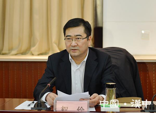 汉中市召开石墨烯产业发展研究座谈会 王建军出席并讲话