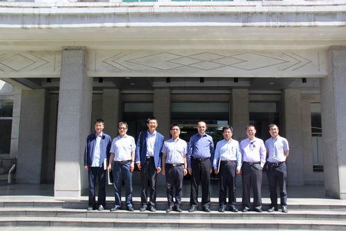 沙特基础工业公司(SABIC)访问山西煤化所