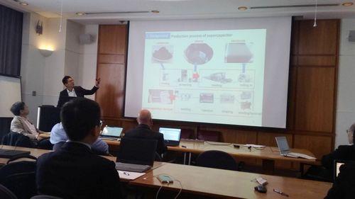 山西煤化所纳米领域国际标准取得重要进展