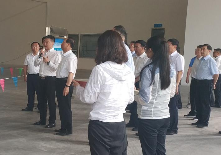 宁夏党委书记参观玉汉尧银川生产基地 玉龙股份加速转型