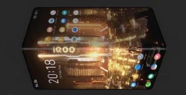 vivo高端子品牌iQOO首款新机曝光:采用可折叠屏+石墨烯技术!