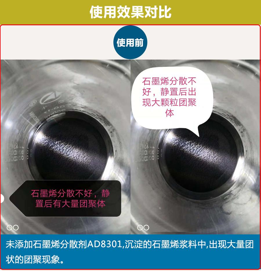 石墨烯分散剂解决石墨烯粉体均匀分散的原理