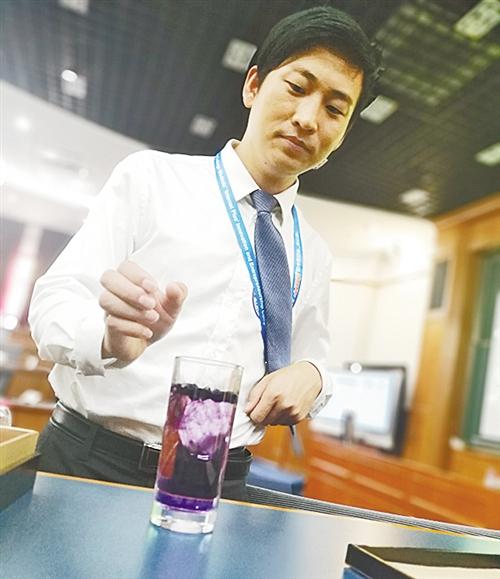 """第四届中国""""互联网+""""大学生创新创业大赛高手云集 在这里,寻找下一个创业明星"""