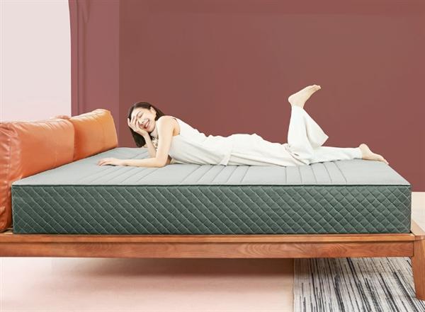 小米有品开卖8H年度旗舰床垫:九分区 2484个弹簧